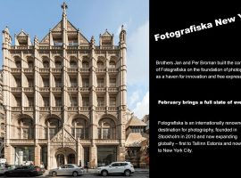 Fotografiska New York, the recently opened destination for photography and culture in the Flatiron District of New York City, presents their February 2020 event programming schedule.