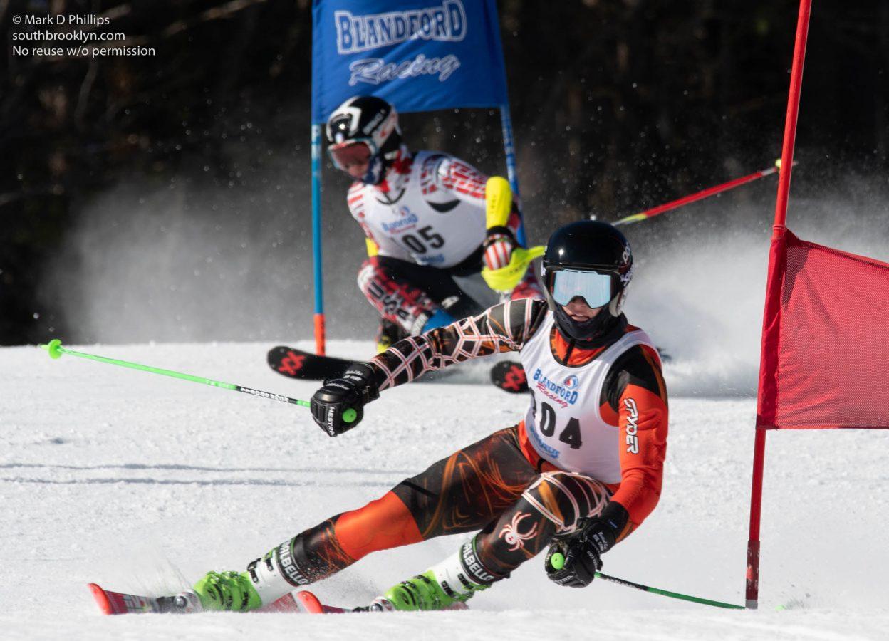 Parallel Slalom Frenzy