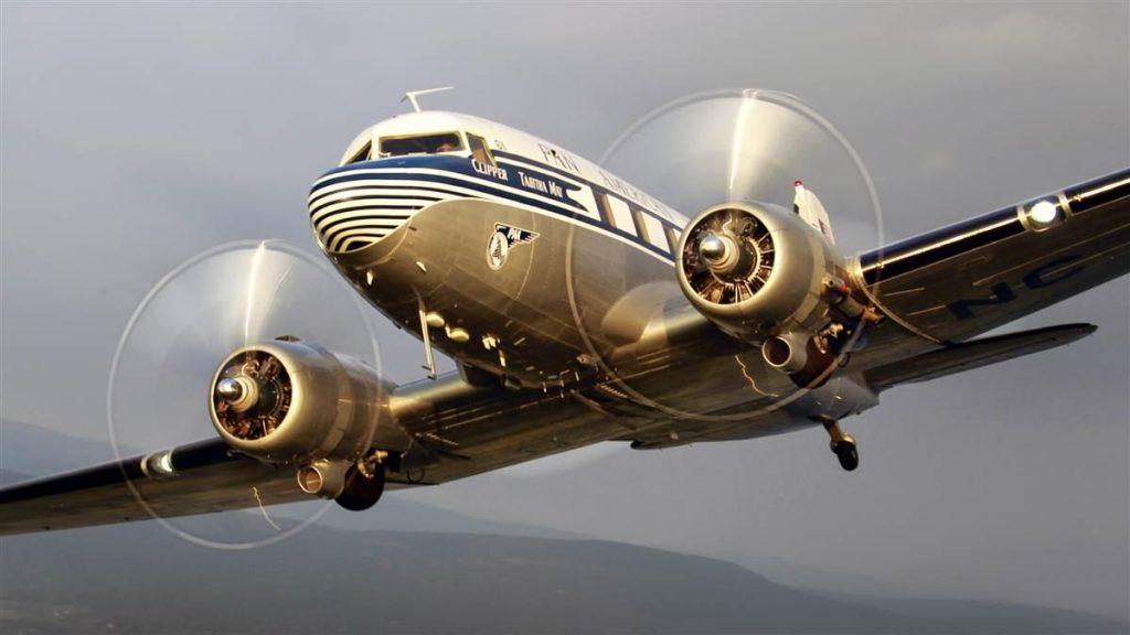 C-47B-50-DK 45-1108 – Clipper Tabitha May – N33611