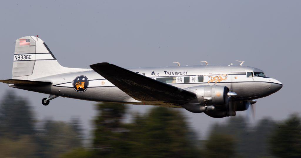 C-53-DO Skytrooper 42-47371 – Spirit of Benovia – N8336C