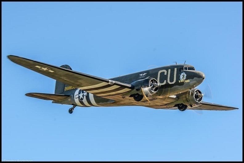C-53-DO Skytrooper 42-68830 – D-Day Doll – N45366
