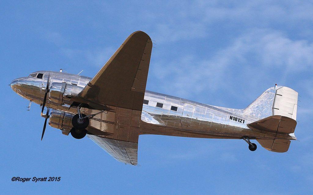 DC-3-201 N18121