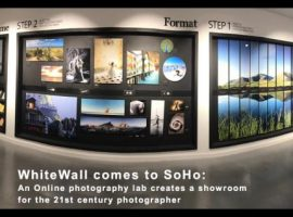 A professional online photo lab based in Berlin, Germany, WhiteWall has quickly gained a reputation for its photos under acrylic glass, brilliant HD Metal and aluminum prints, and hand-crafted frames.